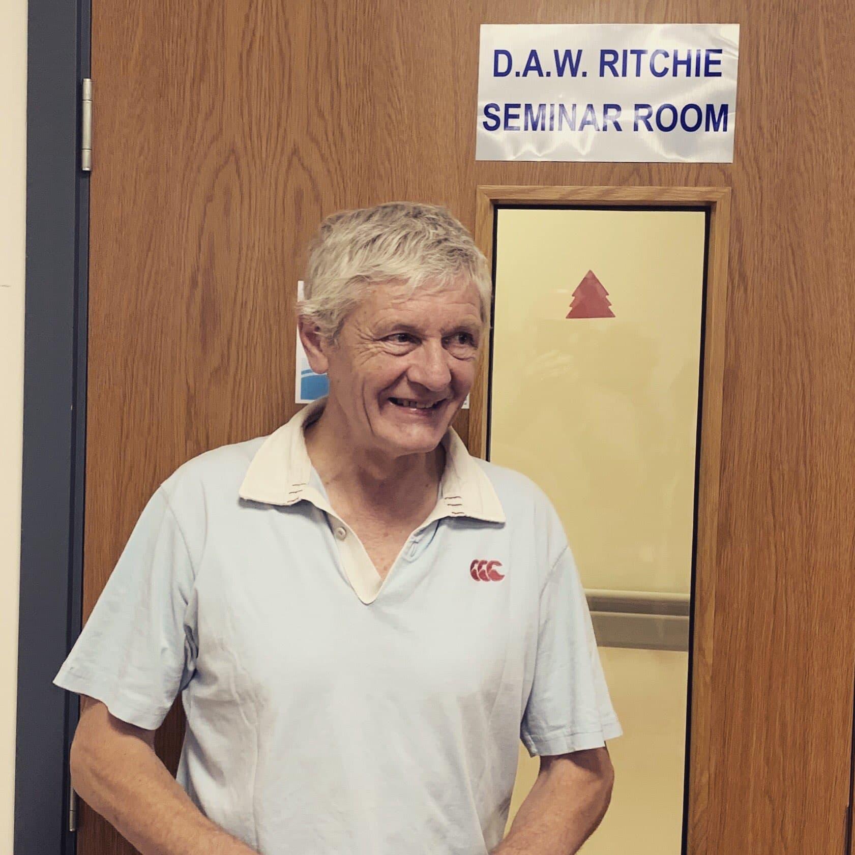 Mr David Ritchie